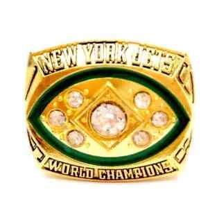 1968 New York Jets Championship ring NFL