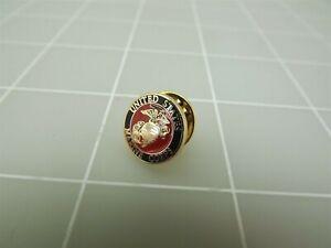 """BRAND NEW Lapel Pin USMC United States Marine Corps Mini Emblem Enamel 1/2"""""""