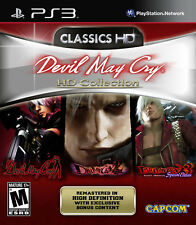 Devil May Cry HD Collection Sony Playstation 3 Classics HD