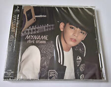 MYNAME Five Stars CD Limited Edition Japan Press Web Version - SeYong Se Yong