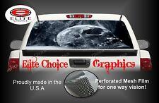 Skull Reaper Eye Rear Window Graphic Decal Truck Van Car