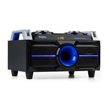 Ibiza SPLBOX100 Sound Box Audiosystem 120W Bluetooth USB SD LED