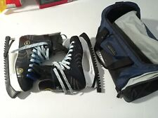 PATIN A GLACE HOCKEY RANGER taille 46 (12,5 US)