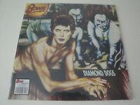 David Bowie: Diamond Dogs - 45th Anniversary Edition  LP, RED Vinyl
