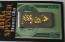 Money Clips Cash /See My Other Items 2 Lot Race Car Moneyclips Gold Tone Racecar