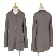 agnes b. Wool knit cardigan Size 1(K-33728)