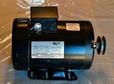 Grizzly G5009 Motor 1-1/2 HP Single-Phase 3450 RPM 110V/220V