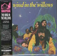 WIND THE IN THE WILLOWS-THE WIND...-IMPORT MINI LP CD WITH JAPAN OBI Ltd/Ed G09