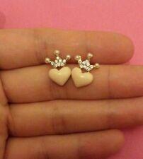 Enamel Butterfly Alloy Stud Costume Earrings