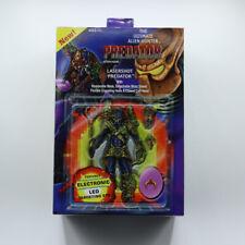 "NECA Ultimate Lasershot Predator 7"" Inch Action Figure (Kenner)"