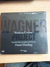 THE WAGNER PROJECT,.MATTHIAS GOERNE..DANIEL HARDING CD NEW SEALED..