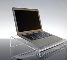 Supporto computer portatile in plexiglass Giano per PC, MacBook Pro, Air