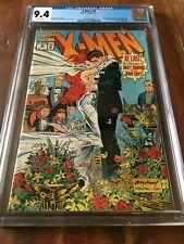 X-Men 1994 #30 CGC 9.4 Wedding of Scott Summers and Jean Grey, Fleer Ultra Card