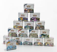 Pokemon display 36 Booster NEUF ( 19 BOX VERSION) choise your one