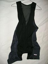 Trek Black/Gray Bib Shorts-Large
