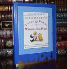 Complete Tales of Winnie the Pooh by A.A. Milne New 75th Anniversary Deluxe Gift