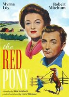 The Red Pony DVD Robert Mitchum 1949 Myrna Loy Steinbeck