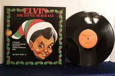 Carl E Bolte, Elvin The Little Black Elf, SRK 15070, 1984, A Christmas Musical
