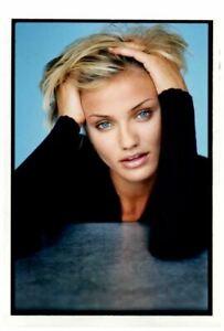 Cameron Diaz Breathtaking Vivid Color Original Photo Agency 7x9 Glamour Portrait
