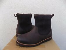 UGG HENDREN TL STOUT WATERPROOF LEATHER/ SHEEPSKIN BOOTS, US 13/ EUR 47 ~NEW