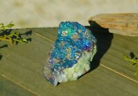 Peacock Ore Bornite Pink and Blue Iridescence 50g to Cleanse and Balance Energy