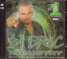 DJ ERIC VOL 1, ALBUM DOBLE, Lito y Polaco, Mc Ceja, Prieto, New flavor, Mc king
