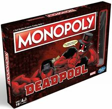 Deadpool Monopoly New