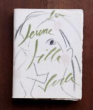 1946 Paul Jean Toulet Roger Chastel La Jeune Fille Verte 1/30 ex. Bibliophilie