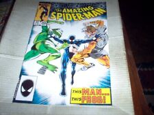 The Amazing Spider-Man # 266 S. Buscema Art Marvel The Frog Issue Look Vf+