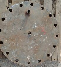 """16"""" Pipe Blind Flange 16 150 A/S 105 B16.5 CBLL 0507 PP1 usa"""