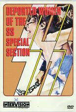 Deported Women of the SS Special Section DVD Intervision Rino Silvestro uncut