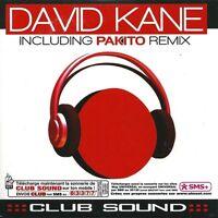 David Kane Maxi CD Club Sound (Including Pakito Remix) - France (EX/EX)