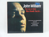 John WILLIAM Pour vous je chante Grand Succès album CD Chanson variété Française
