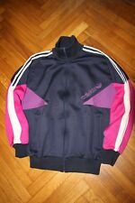 Adidas Rare Originals 80s Vintage Mens Tracksuit Top Jacket D6