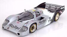 MINICHAMPS 1984 Porsche 956 LH Rollei Le Mans Charles Ivey Racing #21 1:18*New!