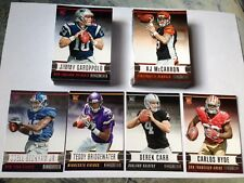 2014 Panini Rookies and Stars Rookie Base Set of 97/100 with all Superrookies
