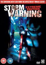 Storm Warning [Bluray] [DVD][Region 2]