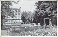 GRANTOWN-ON-SPEY( Scotland) : The Garden,The Palace Hotel -PALACE HOTEL