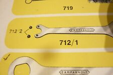 Campagnolo # 712/2 pair of bottom bracket adjusting cup tool replacement pins