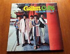 GOLDEN CUPS - Album Vol. 2 (CAPITOL CP-8473 - JAPAN 1968) BEAT POP SOUL ORIG LP