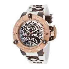Invicta 11541 Subaqua Dragon Dynasty SS Case Brown Dragon Dial Men's Watch