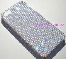 CLEAR Crystal Rhinestone Bling Back Case for BlackBerry Z10 w/Swarovski Elements