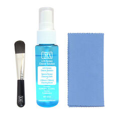 MX Lcd Screen Cleaning Kit With Brush And Cloth For Cleaning - MX 3024