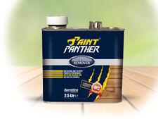 BARRETTINE PAINT PANTHER PAINT VARNISH REMOVER STRIPPER 2.5 LITRE