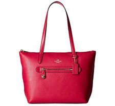 COACH Women's Pebbled Taylor Tote LI/CERIES  NEW WITH TAG, 38312
