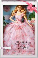Barbie Collector FXC76 Collector Birthday Wishes Doll