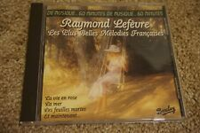 "Rare Raymond Lefevre  W. Germany CD - ""Melodies Francaises"""