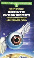 Incontri programmati - Enstrom - oscar fantascienza mondadori 3 - gennaio 1979