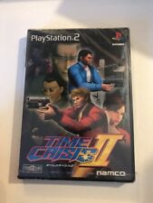 PlayStation 2 PS2 Time Crisis 2 /ntsc/jap/new /neuf