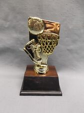 team lot of 12 BASKETBALL trophy  theme  weighted base #8834